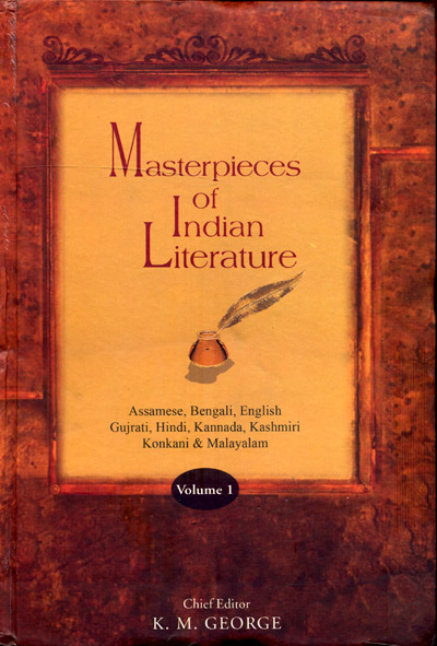Masterpieces of Indian Literature (Vol. 1-3)